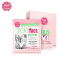 FAITH IN FACE  Peace Of Face Hydrogel Mask 25g*10ea