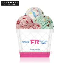 FEFERAFE Ice Cream Pack For Face 25ml,FEFERAFE