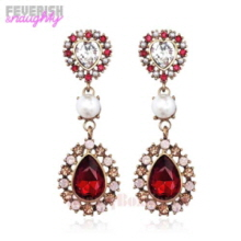 FVERISH & Naughty Joly Festive Earrings 1pair
