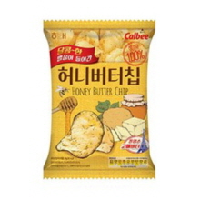 HAITAI Honey Butter CHIP 120g, HAITAI