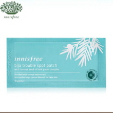 INNISFREE Jeju Bija Trouble Spot Patch 12pcs (1sheet), INNISFREE