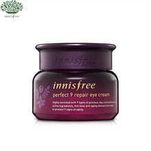 INNISFREE Perfect 9 Repair Eye Cream 30ml, INNISFREE
