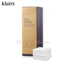 KLAIRS Toner Mate 2 in 1 Cotton Pad 120ea
