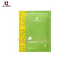 LEADERS Clinic Sunbuddy Bio Cellulose Mask 30ml*10ea