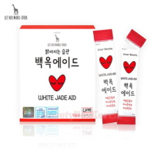 LET HER MAKE OVER White Jade Aid 60g