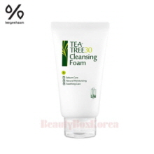 LJH COSMETICS Tea Tree 30 Cleansing Foam 150ml