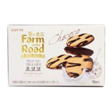 LOTTE Farm on the Road Chococo 87g, LOTTE