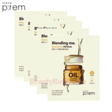 MAKE P:REM Blending me. Oil Mask 20g*5ea
