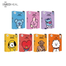 MEDIHEAL Face Point Mask 20ml*4ea [BT21 Edition]