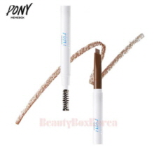 MEMEBOX Pony Shine Easy Glam Blossom Lasting Eyebrow Pencil 0.2g,MEME BOX