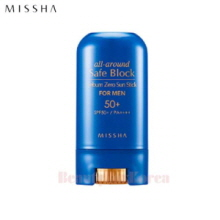 MISSHA All Around Safe Block Sebum Zero Sun Stick For Men SPF50+ PA++++ 22g