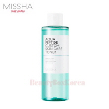 MISSHA Aqua Peptide Custom Skin Care Toner 200ml