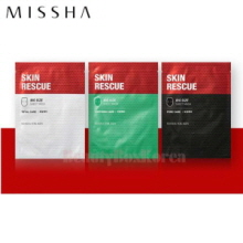 MISSHA For Men Skin Rescue 25g*5ea