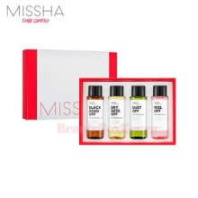 MISSHA Super Off Cleansing Oil Special Set 4items