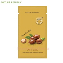 NATURE REPUBLIC Argan Essential Deep Care Steam Hair Mask 30g