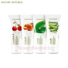 NATURE REPUBLIC Fresh Herb Cleansing Foam Set 170ml