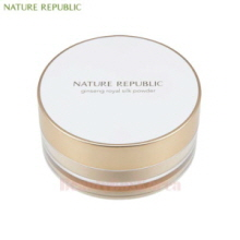NATURE REPUBLIC Ginseng Royal Silk Powder SPF26 PA+ 27g,NATURE REPUBLIC