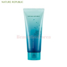 NATURE REPUBLIC Hawaiian Deep Sea Mild Scrub Foam Cleanser 150ml