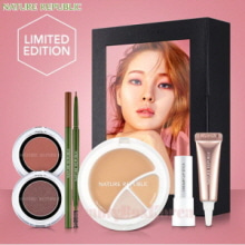 NATURE REPUBLIC Make-Up Look Purple Flow 6items [2017 F/W]