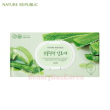 NATURE REPUBLIC Real Nature Aloe Moisture Daily Mask Sheet 350g