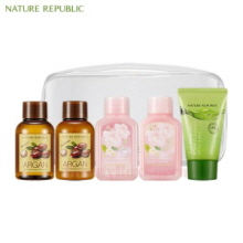NATURE REPUBLIC Travel Mate All In One Kit 5items