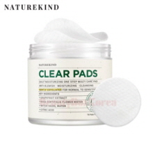 NATUREKIND Clear Pads 70pads