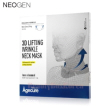 NEOGEN 3D Lifting Wrinkle Neck Mask 13ml*5ea