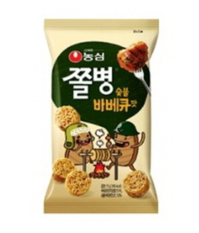 NONGSHIM Pawn Snack Barbecue 90g*30ea, NONGSHIM