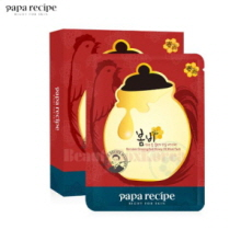 PAPA RECIPE Bombee Ginseng Red Honey Oil Mask Pack 20g*10ea