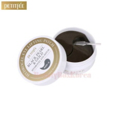 PETITFEE Black Pearl & Gold Hydrogel Eye Patch 24K 1.4g*60ea