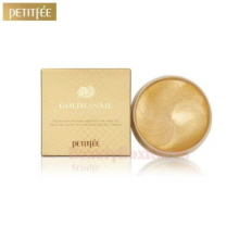 PETITFEE Gold and Snail Hydrogel Eye Patch 24K 1.4g*60ea