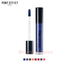 PONY EFFECT Metalic Matte Lip Color 5.5g