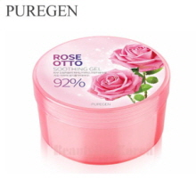 PUREGEN Rose Otto Soothing Gel 300ml