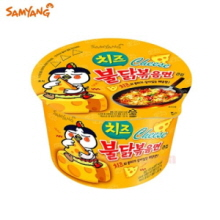 SAMYANG Hot Chicken Flavor Ramen Cheese Big Cup 105g