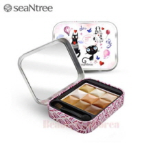 SEANTREE 3X3 Eyeshadow Tin Case 10g