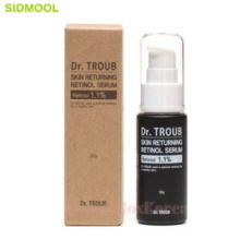 SIDMOOL Dr. Troub Retinol Serum 1.1 32g,SIDMOOL