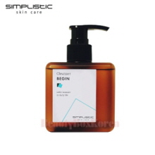 SIMPLISTIC Begin Cleanser 250ml,SIMPLISTIC