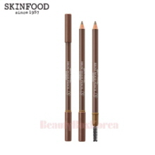 SKINFOOD Choco Powder Brow Wood Pencil  0.2g,Beauty Box Korea