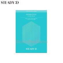STEADY:D 4 Step Hydrating Plan 17ml*5ea