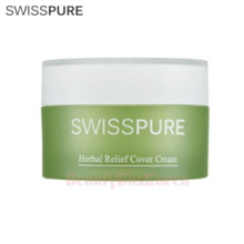 SWISSPURE Hebal Reilef Cover Cream SPF30 PA++ 30ml