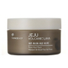 THE FACE SHOP Jeju Volcanic Lava Pore Mud Pack 100ml, THE FACE SHOP