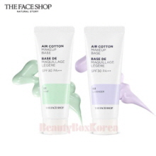 THE FACE SHOP Air Cotton Makeup Base 40g
