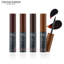 THE FACE SHOP Brow Lasting Peel Off Gel 5g,Beauty Box Korea