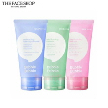 THE FACE SHOP Bubble Bubble Cleansing Foam 100ml,Beauty Box Korea