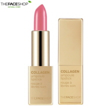 THE FACE SHOP Collagen Ampoule Lipstick 3.5g, THE FACE SHOP