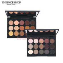 THE FACE SHOP Color Contour Eyes 19.5g