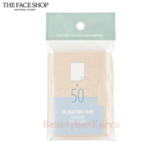 THE FACE SHOP Daily Beauty Tools Oil Bloting Films 50pcs