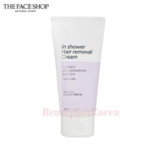 THE FACE SHOP Etiquette Fresh In Shower Hair Removal Cream 100ml