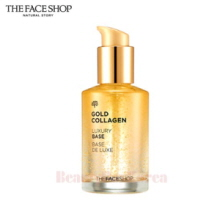 THE FACE SHOP Gold Collagen Luxury Base De Luxe 50ml