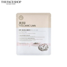 THE FACE SHOP Jeju Volcanic Lava Clay Face Mask 18g